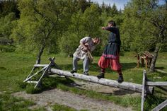 Copyright: Kjell Ove Storvik — en Lofotr Viking Museum.