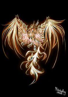Phoenix | Fire Phoenix by teran80 on deviantART