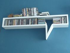 Bookshelve by Fusca. Do you want to tell me something?
