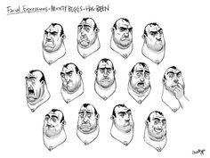 ✤    CHARACTER DESIGN REFERENCES  