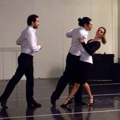 Pura Clase, passione Tango