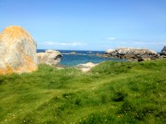 Visite du village des pêcheurs et de la plage de Meneham - Nord Finistère - www.ciel.fr