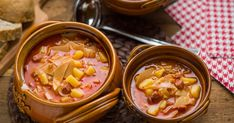 Hungarian Recipes, Tortellini, Cheeseburger Chowder, Nutella, Chili, Curry, Food And Drink, Soup, Ethnic Recipes