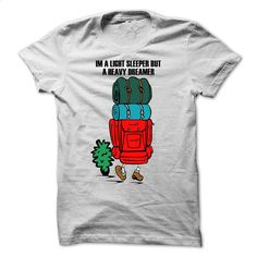 Backpacker Heavy Load T Shirts, Hoodies, Sweatshirts - #custom hoodie #best hoodies. I WANT THIS => https://www.sunfrog.com/Funny/Backpacker-Heavy-Load.html?60505
