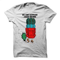 Backpacker Heavy Load T Shirts, Hoodies, Sweatshirts - #custom hoodie #best hoodies. I WANT THIS => https://www.sunfrog.com/Funny/Backpacker-Heavy-Load.html?60505
