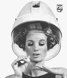 Hair Curler - Hair Care Tips Start Doing Today Sleep In Hair Rollers, Hair Curlers Rollers, Elegant Hairstyles, Vintage Hairstyles, Cool Hairstyles, Salon Dryers, Best Affordable Hair Dryer, Vintage Hair Salons, Hair Dryer Brands