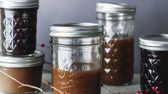 Recipe: Store-cupboard salted caramel and chocolate sauce | Cuisine |