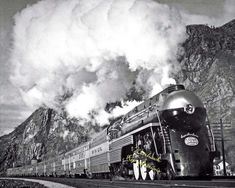 "NYC RR 4-6-4 #5428 ""Empire State Express"" 8x10 photo"