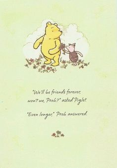 Most memorable quotes fromEeyore, a movie based on film. Find important Eeyore and piglet Quotes from film. Eeyore Quotes about winnie the pooh and friends have inspirational quotes. Winnie The Pooh Quotes, Tao Of Pooh Quotes, Book Logo, Christopher Robin, Eeyore, Tigger, Pooh Bear, Best Friend Quotes, Quotes About Friends