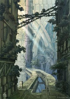 Futuristic impression | Futurology | | Futurism | https://biopop.com/