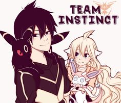 || Mavis Vermilion || Zeref Dragneel || Pokemon Go || Team Instinct ||