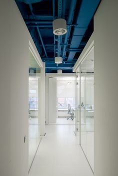 Optimedia office on Behance