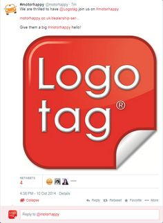 A lovely warm welcome from the team over at @motorhappy #motorhappy #motorhour #logotag