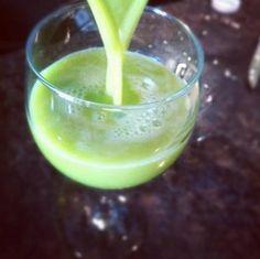 Juicing #green drink #cucumber #lemon #tumeric #Juicing recipe http://www.fitlife.tv (http://juicers-best.com/blogs/juice-recipes)