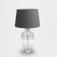 Bild 1 des Produktes Transparente Lampe in Vasenform