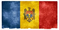 Russia and Moldova. Moldova, Grunge, Flag, World, Painting, Art, News, Art Background, Painting Art