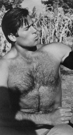 Clint Walker a real man in the flesh.