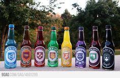 Zombie wedding drinks!!!