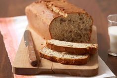 Find out why Our Best Banana Bread recipe is unbelievably moist: cream cheese…
