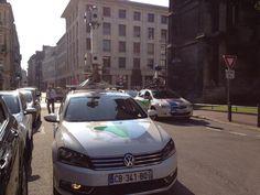 Quand la MappyCar croise la GoogleCar
