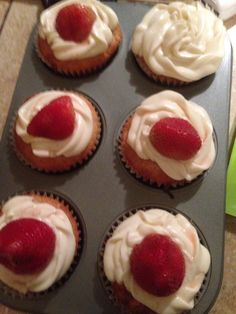 Red berry ciroc cupcakes