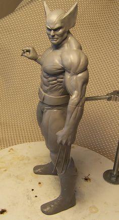 Wolverine by chrisgabrish.deviantart.com on @deviantART