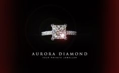 Exceptional design on minor details helps reinforce the beauty of Princess Cut diamonds. With a well made claws, the sharp edges of Princess becomes more unique and personalized. Princess Cut Diamonds, Claws, Diamond Engagement Rings, Jewels, Crystals, Unique, Beauty, Design, Jewerly