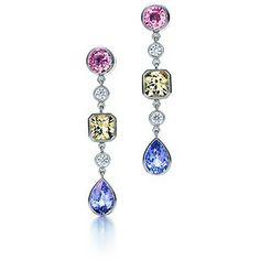 Tiffany Jazz drop earrings.