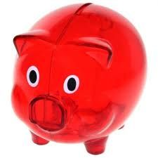 Red red red. I like this pig cause it's red :)