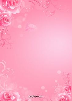 romantic pink background wedding invitations invites background Pink Love Background Simple And Lovely Fresh Wedding Invitation Posters, Wedding Invitation Background, Flower Invitation, Flower Background Images, Rose Background, Frame Floral, Flower Frame, Illustration Blume, Flower Phone Wallpaper