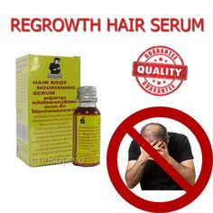 Hair Loss Ginseng Tonic Fast Growth Serum Natural Regrowth Treatment Unisex #GINSENG
