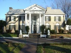 Graceland Mansion....Last Home Of Elvis Presley, Memphis, TN