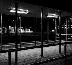 Der letzte Zug // Last train . . . #night #nacht #sauerland #igerssauerland #kleinstadt #ruhrgebiet #ruhrdistrict #ruhrarea #bahnhof #mainstation #streetstyle #streetphotography #street #architecture #Nikon #lightroom #df #nikondf #picoftheday #photooftheday #bw #instablackandwhite #bw_crew #schwarzweiss #schwarzweiß #blackandwhite #monochrome #monomood #igersbnw #insta_bw