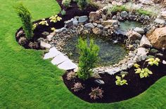 Simple Front Yard Landscaping Ideas | one simple way of landscaping your frontyard without much effort