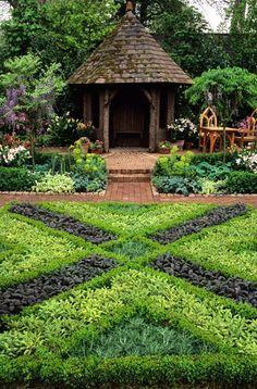 Depósito Santa Mariah: Jardins Secretos!