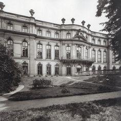 Das Prinz-Albrecht-Palais in der Wilhelmstraße 1921.