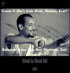 Blood In Blood Out / ;)i(: