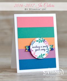 nice people STAMP!: 2016 Annual Catalogue Sneak Peek: Stampin' Up! International Blog Hop