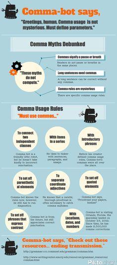9 Best Commas are important images | Punctuation, Grammar ...