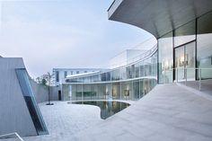 Tree Art Museum, Songzhuang, 2012 - Daipu Architects