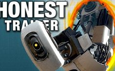 The next victim in theSmosh GamesYouTube channel's series of honest video game trailers is none other than Valve's Portal!  In true honest...
