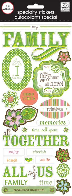 "These are no ordinary stickers. Each sticker sheet features an awesome, specialty treatment! Perfect for that extra bit of pizazz! Each package contains a 5"" x 12"" sticker sheet. Item #: SPX-21"
