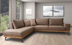 Γωνιακός καναπές Madisson – Epiplo Fotiadis Cozy Living Rooms, Home Living Room, Living Room Designs, Corner Sofa Design, Wooden Sofa Designs, Green Sofa, Diy Sofa, Dream Rooms, Home Interior Design
