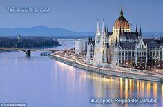 Budapest Regina del Danubio