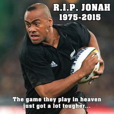 A great legend gone too soon R.P Jonah Lomu Sport Gymnastics, Olympic Gymnastics, Rugby League, Rugby Players, Tennis Players, South Africa Rugby Team, Rugby Memes, Jonah Lomu, Steve Hansen