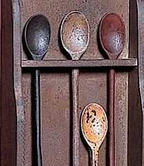 Country Homespun Look Home Decor - Assorted Rustic Wooden Spoons. Country Kitchen Accessories, Home Decor Accessories, Primitive Country Homes, Wooden Spoons, Primitives, Home Textile, Country Decor, Utensils, Cozy