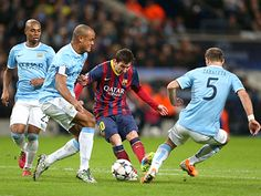01h45 ngày 20/10 Barcelona - Man City: Thợ săn và biệt đội cảm tử