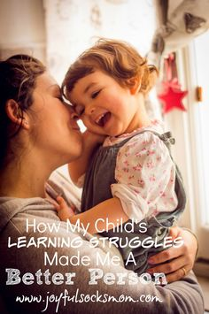 How My Child's Learning Struggles Made Me A Better Person