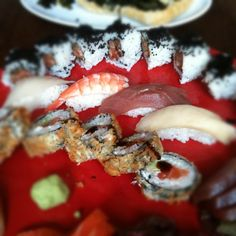 #WeLoveSushi Do You? #BigFishBorn
