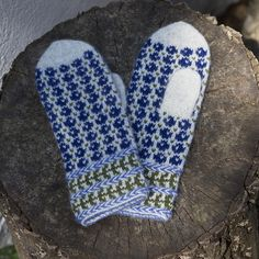 Ravelry: knitnetty's Blåbærskogen